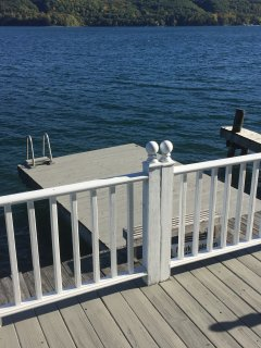 Swimming/Fishing Dock
