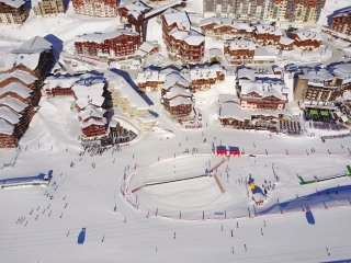 Apartment Sydney, Val Thorens