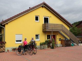 Unterkunft an der Rheinroute in einer schönen Lage zu einem günstigen Preis.