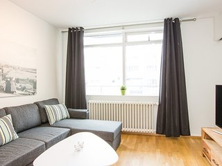 Brilliant 3 Bedroom Apartment with Balcony, Reykjavik