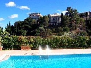 SEA VIEW VILLA MATIS  Private Pool +Terrace Taormina