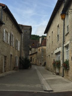 Nanteuil en vallée 30 minutes by car awarded as one of the prettiest villages in france