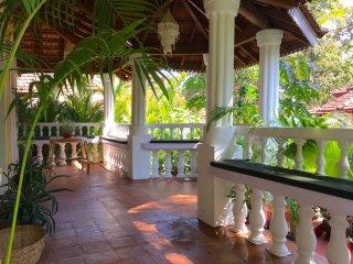 VILLA LOU Goan Villa 15 minutes to Anjuna Beach