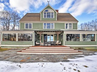 NEW! 6BR Kennebunkport House Near Beach!