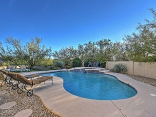 NEW! 5BR Scottsdale Home w/ Private Pool & Hot Tub, Carefree