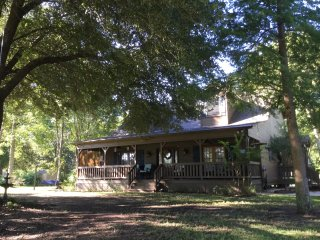 Atchafalaya River House, Yggdrasil, LLC, Breaux Bridge