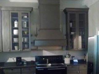 la cocina de nuevo diseño