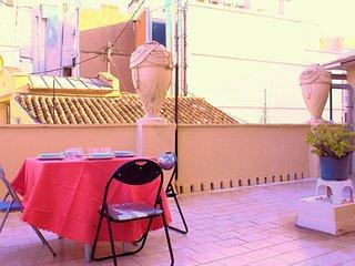 Atico de lujo plaza ayuntamiento townhall terrace