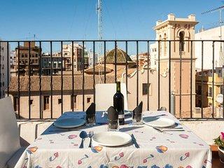 apartamento centro Valencia old town