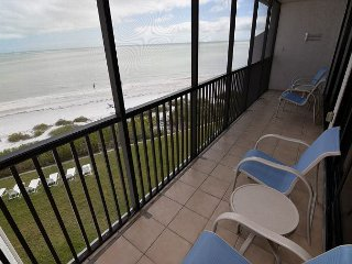 Sundial A406 Resort style one bedroom gulf front condo