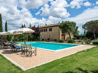 4 bedroom Apartment in Gallina, Tuscany, Italy : ref 5227011