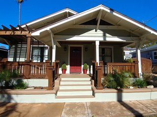 Craftsman home, Pasadena
