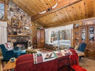 Moonridge Family Retreat, Big Bear Region