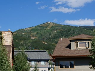 Flattops View Town Home - 4bed/3.5ba, Steamboat Springs