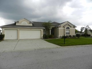 Grand Reserve 4/3 Pool Home property, fully furnished, with full kitchen, and all linens and towels., Davenport