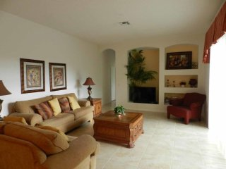 Elegant, spacious, open design. 4/3 Pool Home with game room at Grand Reserve