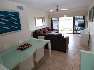 Beachfront Ground Floor Apartment #12