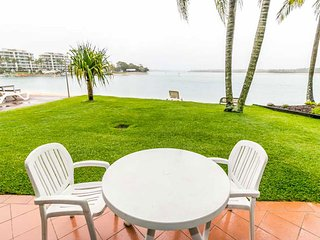 Premium Beachfront Ground Floor Apartment #23