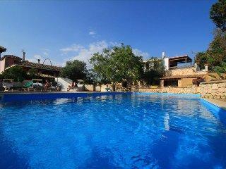 Trilo del Noce - in complesso con piscina, Castrignano del Capo