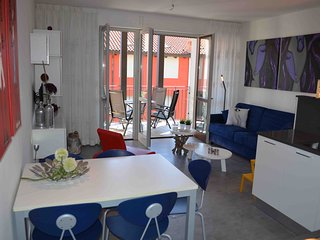 Luxury Apartment Mimosa 21 with Balcony, 2 Bedrooms, 5 Persons