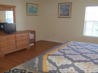 Master bedroom all rooms have T.Vs