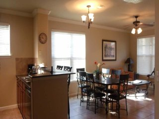 Get away from it all at Bella Piazza! This 3/3 Condo is fully furnished and