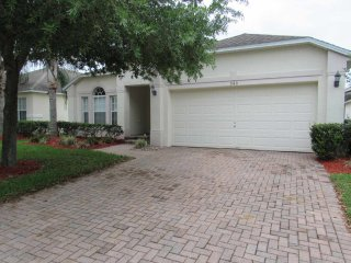 Legacy Park 4/3 Pool Home property, fully furnished, with full kitchen, and all