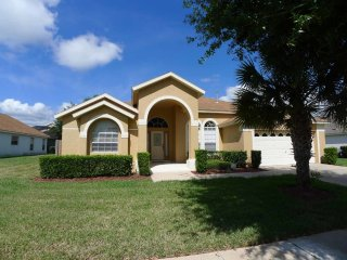 Orange Tree 4/3 pool home property features elegance, comfort, space and prime