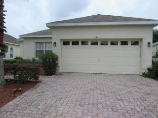 Highlands Reserve 4/3 pool home property, fully furnished, with full kitchen, and all linens and towels.