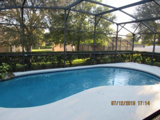 Orange Tree 4/2 pool home property, fully furnished, with full kitchen, and all linens and towels
