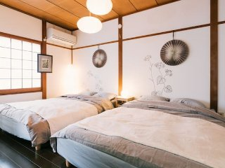 Town House at Tenjin 3min Walk #ON5, Fukuoka