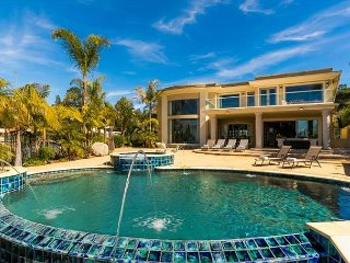 Elegant Gated Home w/ Pool, Jacuzzi & Stunning Sunset Views!