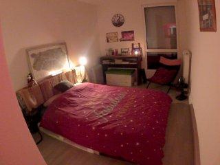 Chambre-Cozy à Rennes