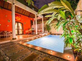 1 BR Lux Private Pool Villa Matahari Seminyak Bali