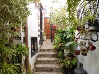 Casa emblemática Hilaria, situada en el casco histórico a 1 minuto de la playa, Garachico
