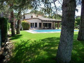 Fantastische villa op Golf Costa Brava, Santa Cristina d'Aro