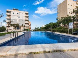 Estudio con piscina zona La Mata