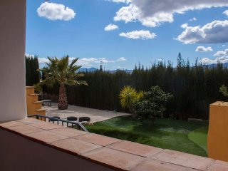 Stunning house with view near Granada Collado Lecrin, swimming pool