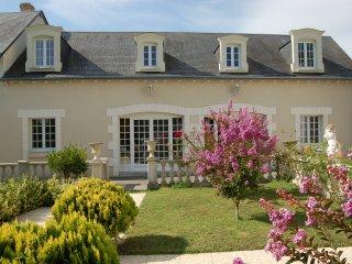 Belle demeure en vallée de Loire, Champigny-sur-Veude