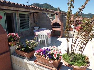 Appartamento con terrazzo, Teulada