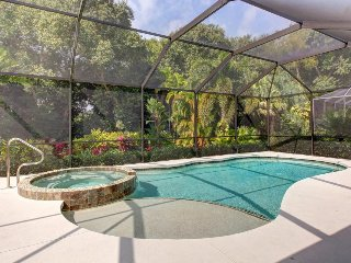 Incredible home with private pool, lanai, and amazing location!