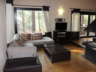 Beatiful forst cabin with private Jacuzzi, Mazamitla