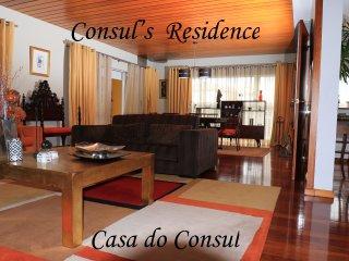 Consul's Residence/Casa do Consul