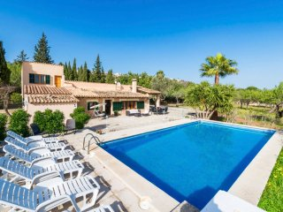 SON TURTURELL - Fantastic Villa with Private pool, Búger