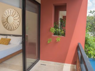 Fabulous 2 BDR apartment for 6 in Tulum. 4 BIKES!!