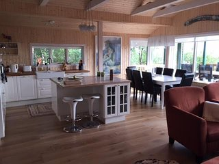 Luxury Cottage - Golden Circle, Skogar