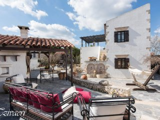 Venetian Style Mansion with huge private courtyard - Villa Tzivaeri