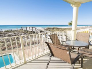 Gulf/Beach Front Condo with amazing views, Fort Walton Beach