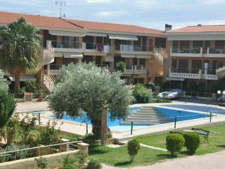 R58 Beautiful maisonette with pool!, Gerakini