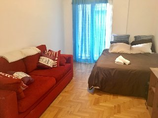 Great location apartments in Acropolis Athens